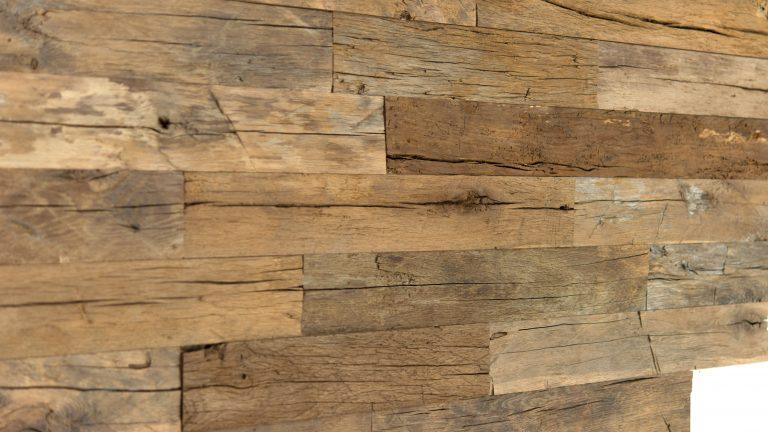 Spaltholzwand von Konold
