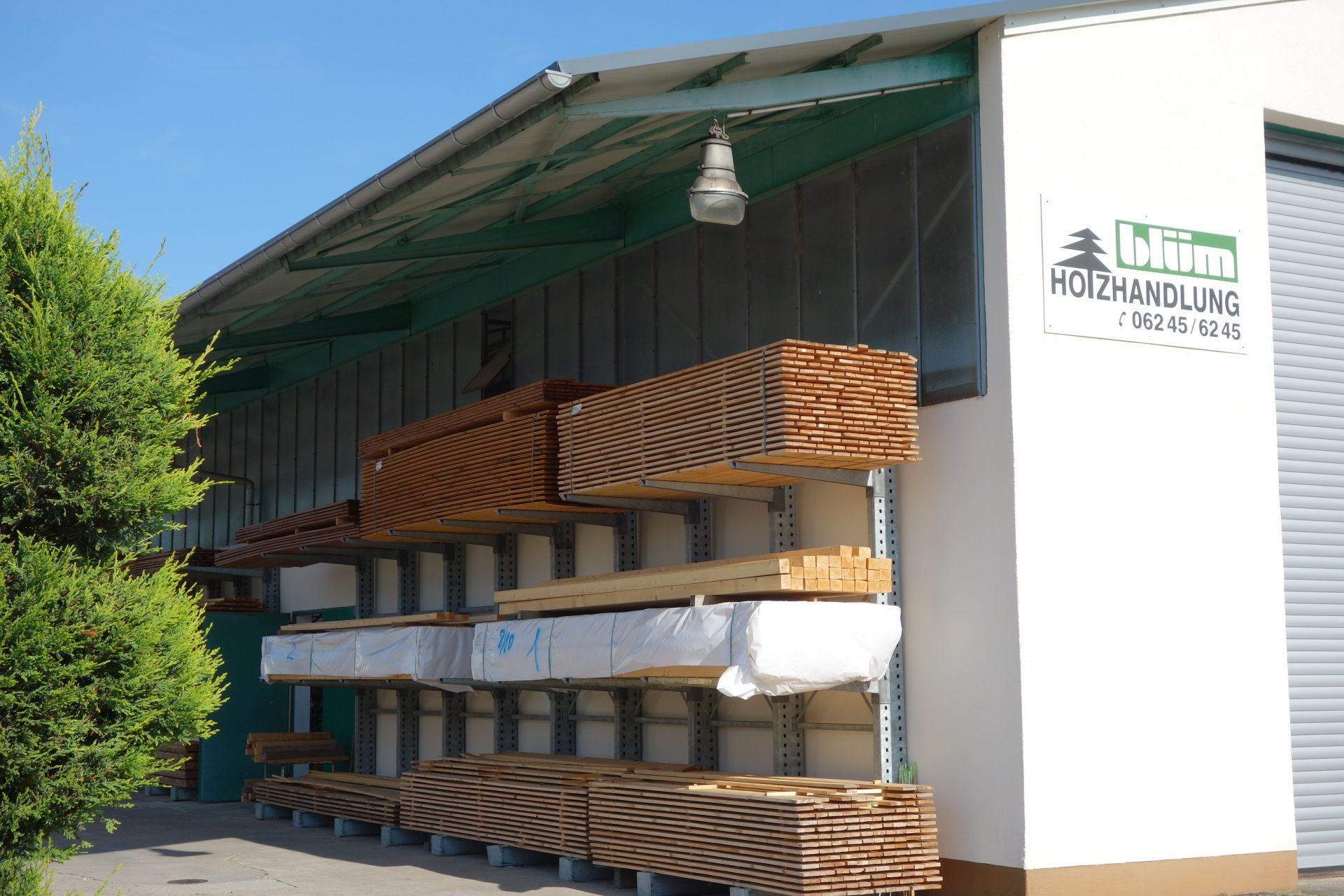 Holz-Parkett-Türen-Terrasse